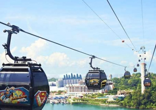 Cable cars coming to likoni channel