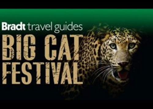 Uganda to sponsor Bradt's Big Cat Festival 2019