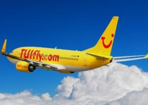New charter flights from Europe to Mombasa by Tui Fly