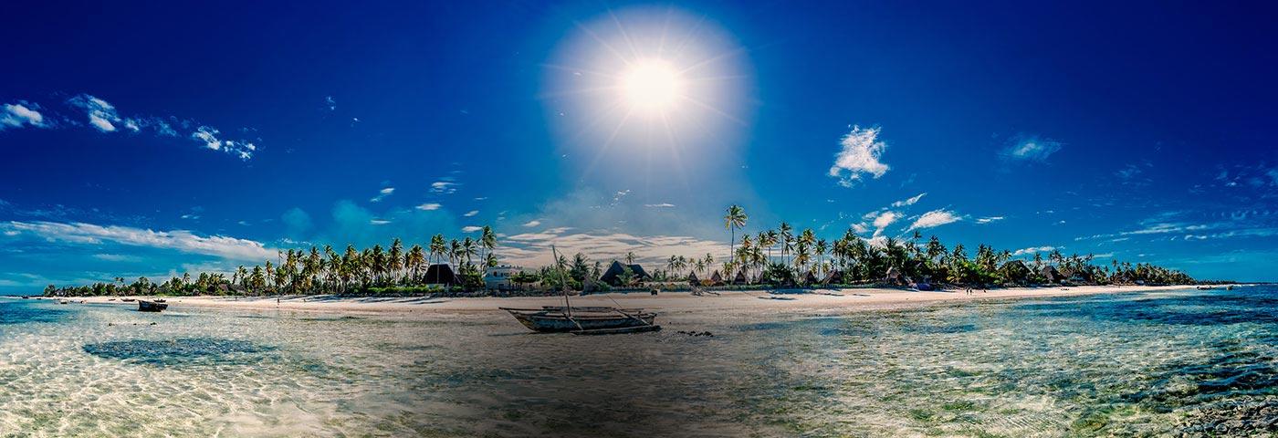 Destinations in Zanzibar