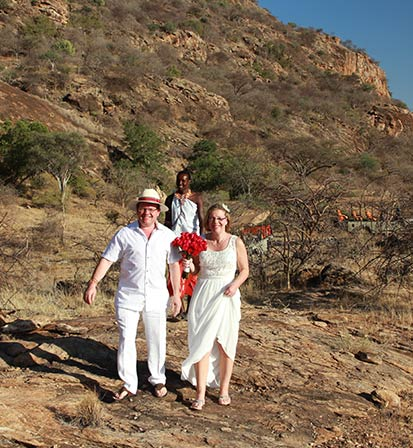 Bridal (Honeymoon Offer) Saruni Mara and Saruni Samburu