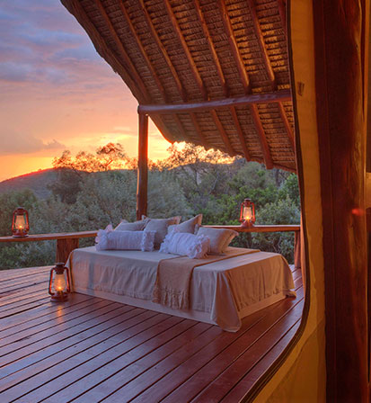 6 Nights for 5 in Saruni Samburu & Saruni Mara