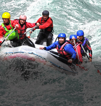 White Water-rafting