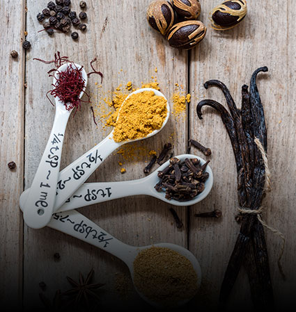 Discover Spices